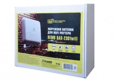 REMO BAS-2301 WiFi Box