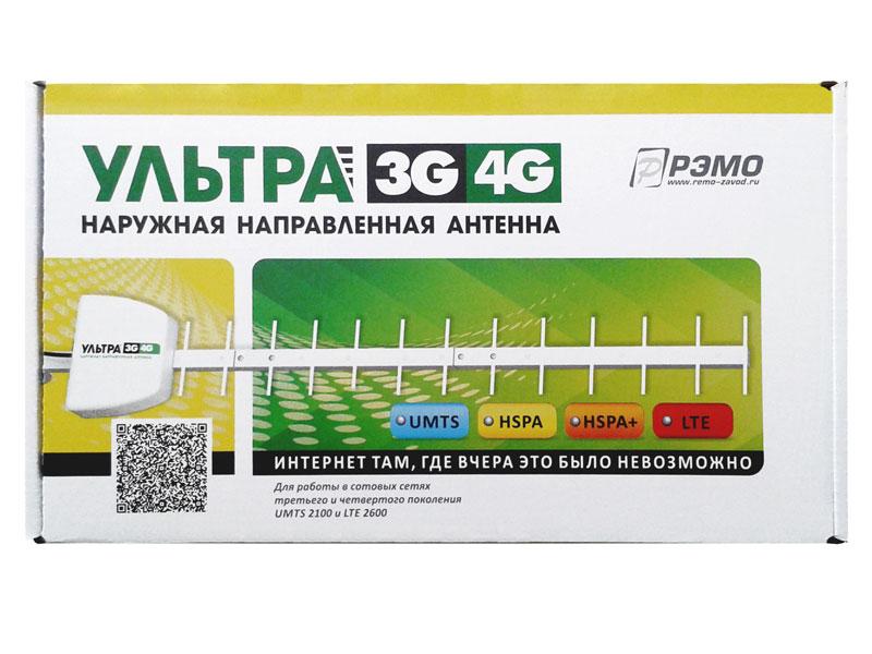 ULTRA 3G/4G Box