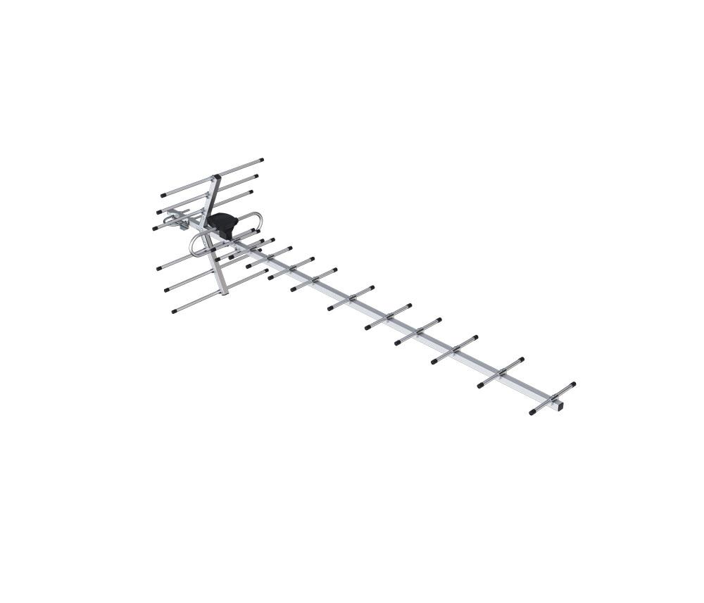 Diapazon UHF MAXI