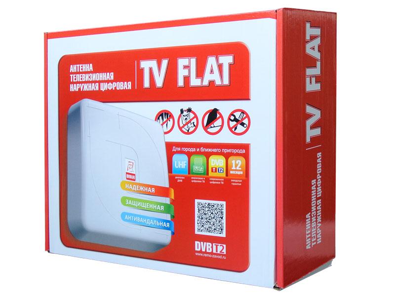 TV-Flat Box
