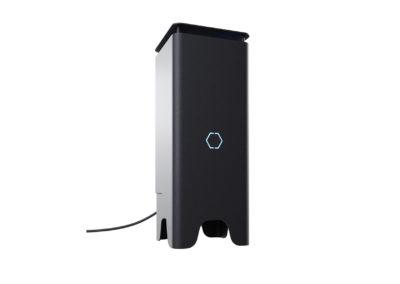 UV Air Purifier OVU-02-2 «Solar Breeze-2» Black Edition